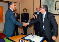 Galileo's New PPP: Public-Public Partnership?