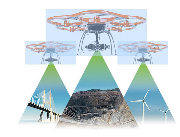 UAVs at INTERGEO: Applanix, Others Announce GNSS-Guided Systems