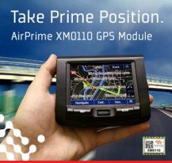 New GPS Module from Sierra Wireless