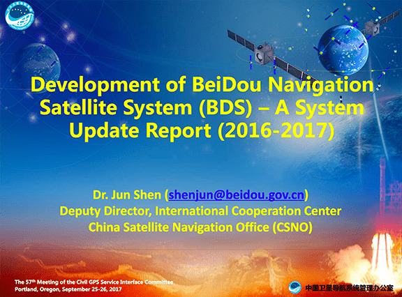 U.S. and China Satellite Cooperation Designed to Provide Better Protection, Service for Civilian GPS Users