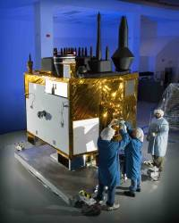 First GPS Block IIF Satellite Moves to Cape Canaveral: Launch Window Opens Mid-May