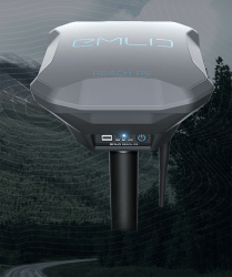 Emlid Launches Reach RS RTK GNSS Receiver
