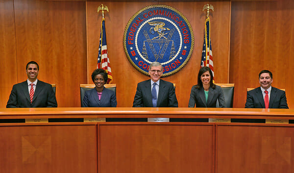 FCC Courts GPS Community in Effort to Solve Spectrum Crunch