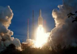 Successful Launch on May 21 for ISRO's GAGAN Navigation Satellite