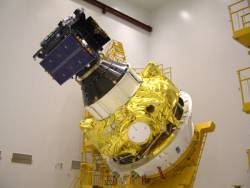 Retired GIOVE-A Satellite Helps  Demonstrate High-Altitude GPS Navigation Fix