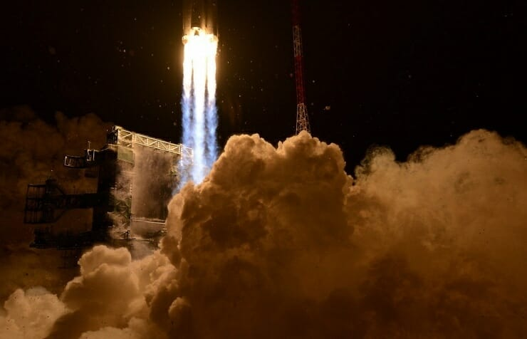 Russia Launches First GLONASS-M in More Than a Year