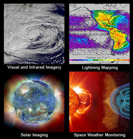 GPS PNT Enhances GOES-R Space Weather Satellite Mission