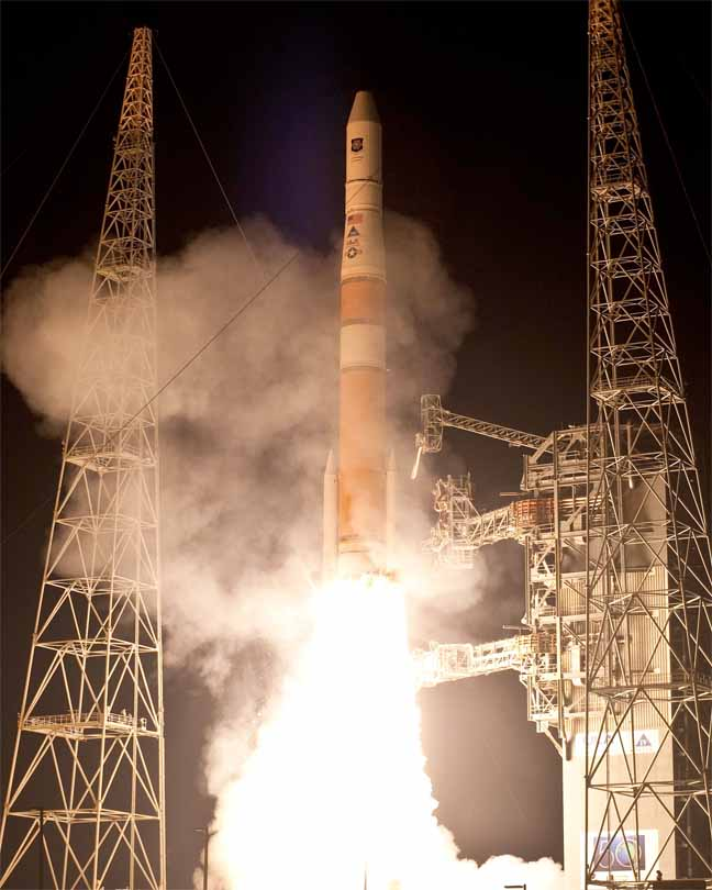 Successful Launch for Second GPS Block IIF Satellite