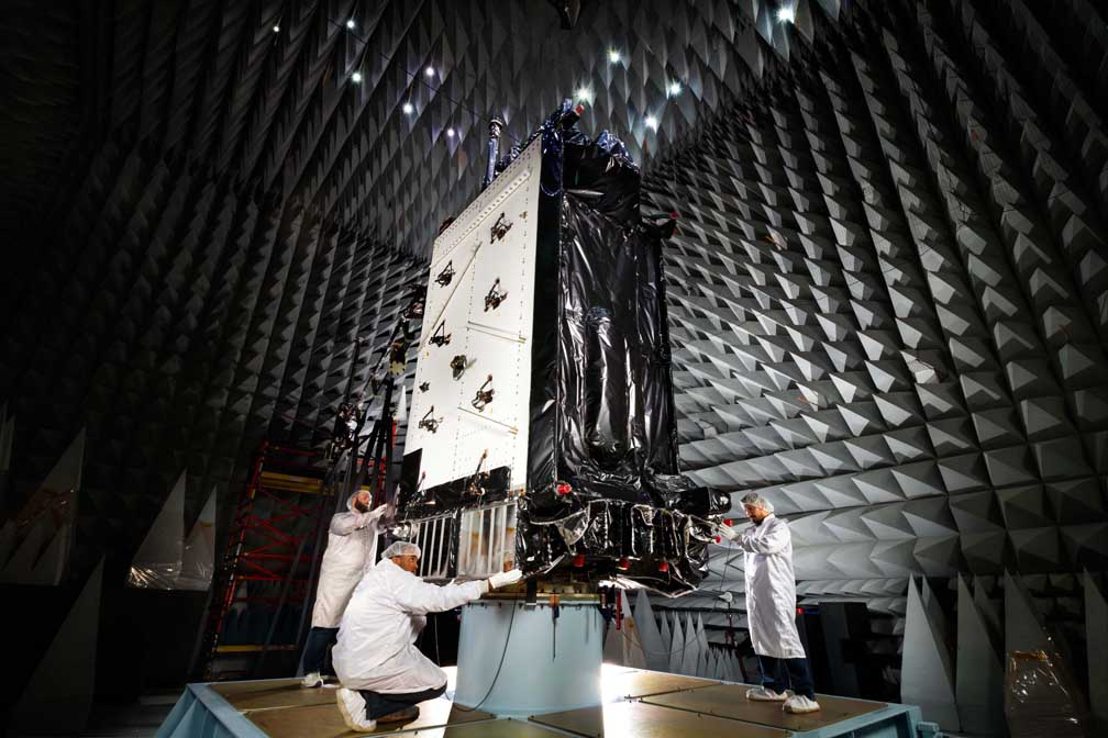 Lockheed Martin Advances GPS Block III Testing