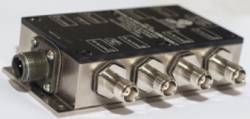 GPS Networking Offers EMI Shielding for GPS/GNSS Splitters