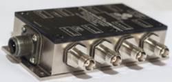 GPS Networking Offers EMI Shielding for GPS/GNSS Splitters