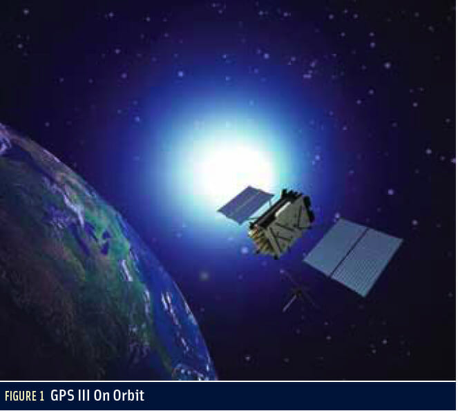 Air Force Awards Service Support Contract for GPS III SVs