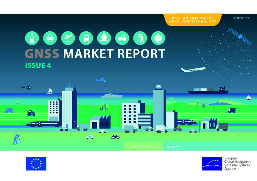 GSA's GNSS Market Report #4: The Most Thorough Yet