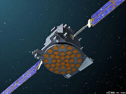 First Galileo Satellite Begins Broadcasts