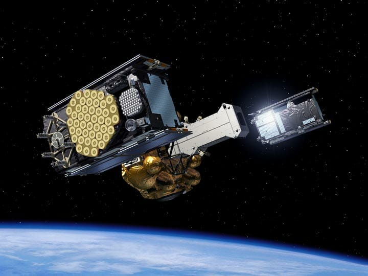 Galileo IOV Satellites Handed Over to German Aerospace Center
