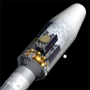 Galileo: At Long Last, Launch