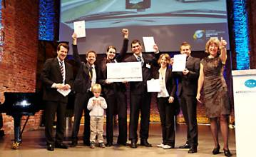 Indoor Navigation Smartphone App wins 2012 Galileo Masters Prize