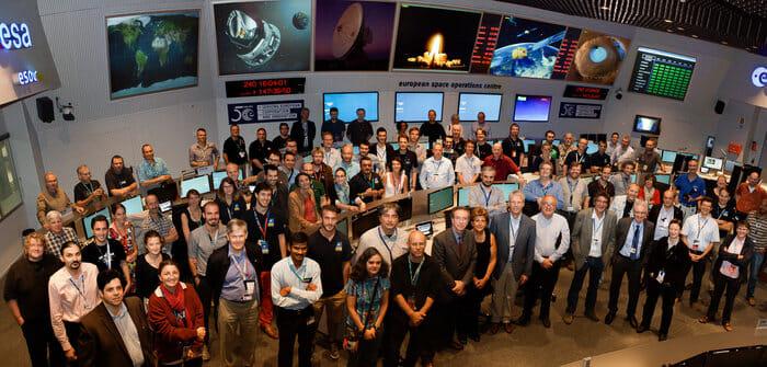 Anatomy of a Rescue: the Galileo Satellites