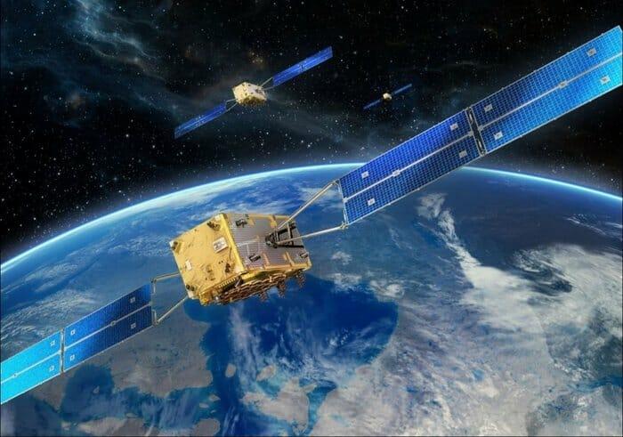 Two More Galileo Satellites Transmitting Navigation Signals
