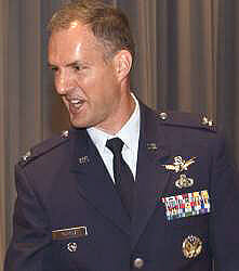 Bernard Gruber to Assume USAF GPS Wing Command: New Direction in Store?