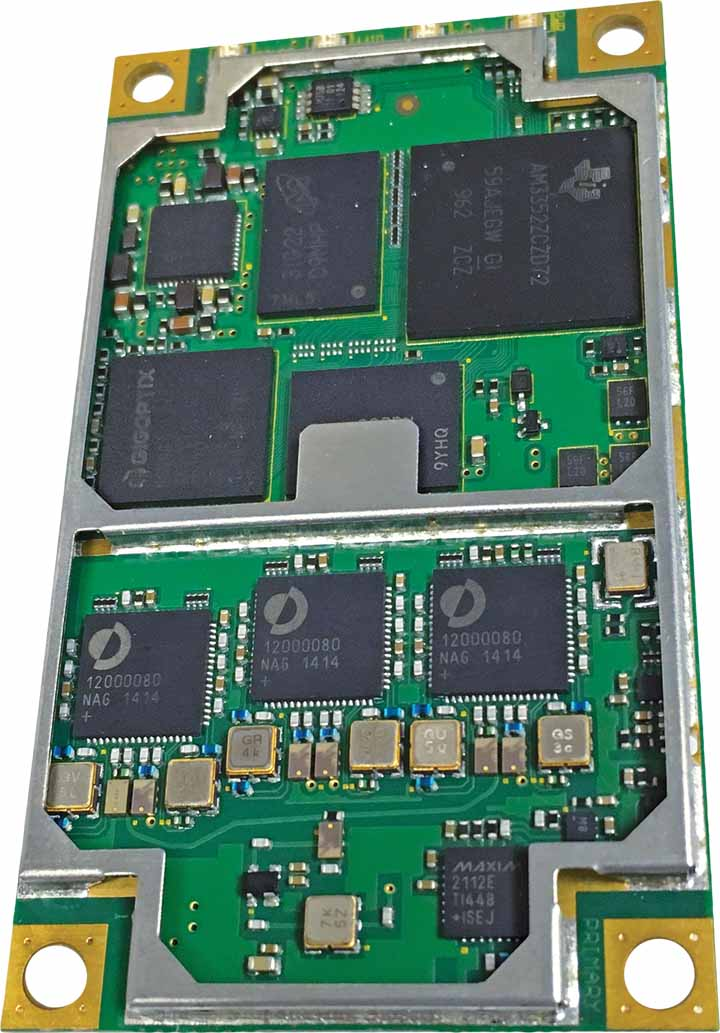 Hemisphere GNSS Launches OEM Boards