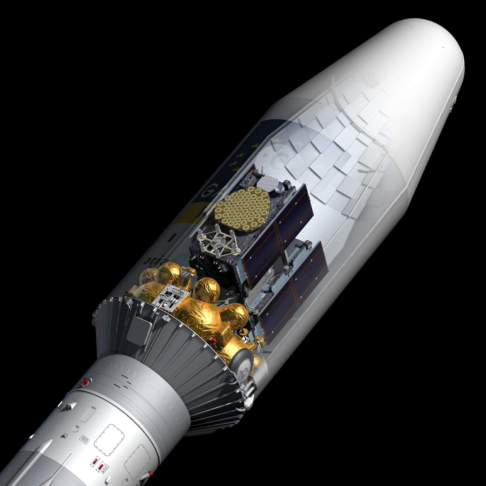 Galileo Satellites Readied for Friday Launch