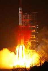 China's GNSS Program, Compass - Beidou 2, Launches New GEO Satellite