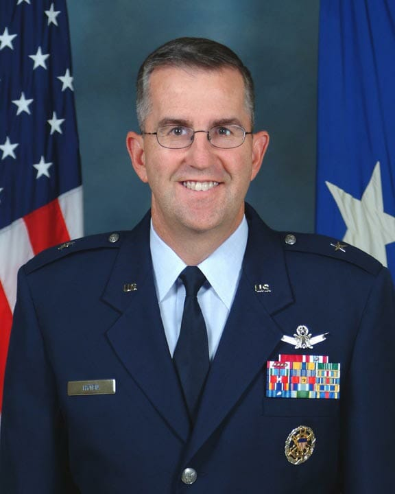 General Hyten Takes Command of AFSPC