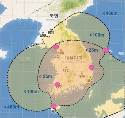 North Korea's GPS Jamming Prompts South Korea to Endorse Nationwide eLoran System
