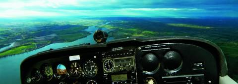 Attitude Adjustment: Devising and Flying a Low-Cost GPS-Based Backup