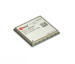 u-blox Releases Module Combining GNSS with LTE Modem
