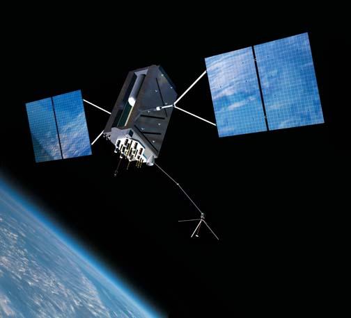 LMCO Ships GPS III Simulator to Aerospace Corporation, Maintains Program Schedule Lead