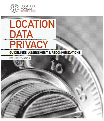Industry Nonprofit Group Proposes Privacy Guidelines for Location Data