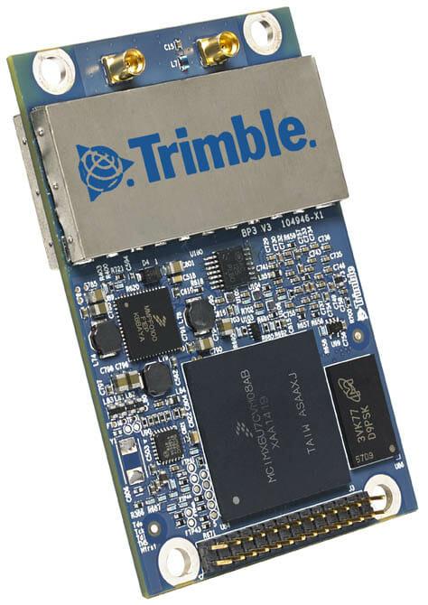Trimble Introduces Multi-GNSS Module for System Integrators