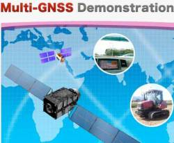New Multi-GNSS Demonstration Campaign Launched for Asia-Oceania