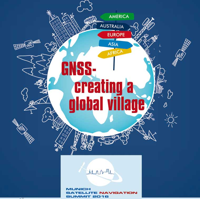 GNSS Leaders Reveal Plans at Munich Summit