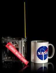 NASA Successfully Launches Three Smartphone Satellites