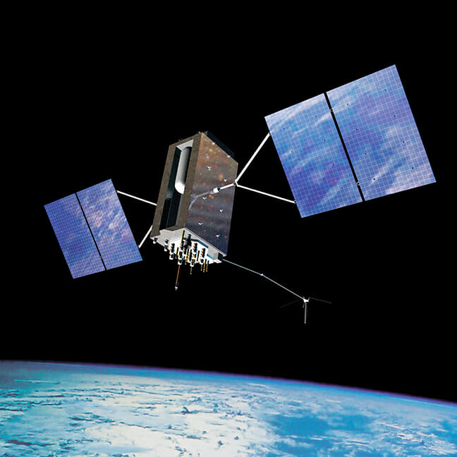 Air Force Weighs Shorter Lived GPS Satellites