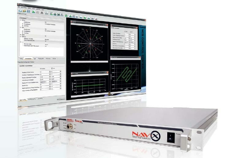 NavX-NCS Essential: IFEN Begins Shipments of New Multi-GNSS Constellation Simulator
