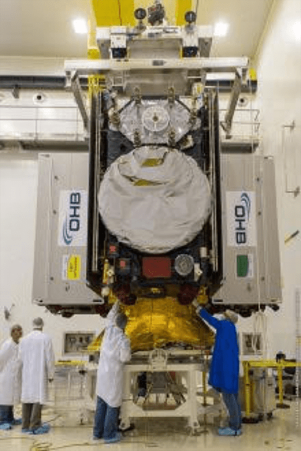 Number of Galileo Satellites Ordered from OHB System AG Reaches 34