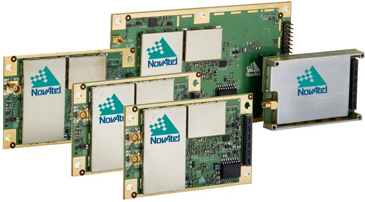 NovAtel Launches Next-Generation OEM7 GNSS Technology