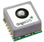 New OriginGPS Module Uses MediaTek GNSS Chipset
