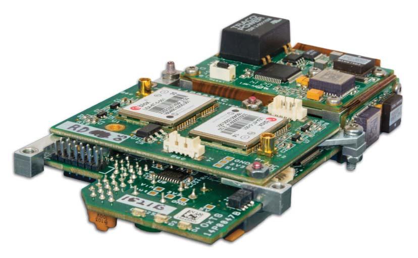 OxTS Offers Lightweight INS OEM Board