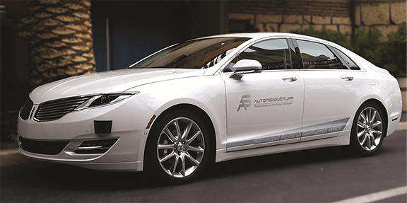 NovAtel Technology, AutonomouStuff Featured in Baidu Apollo Project