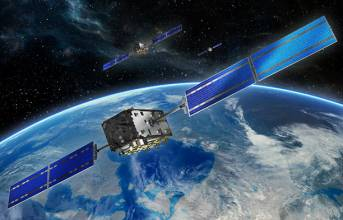 Galileo Gains 8 Satellites; Navigation Constellation Reaches Completion