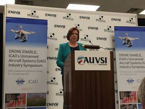 ICAO Seeks Input in Fast-Track Effort to Develop Drone Flight Framework