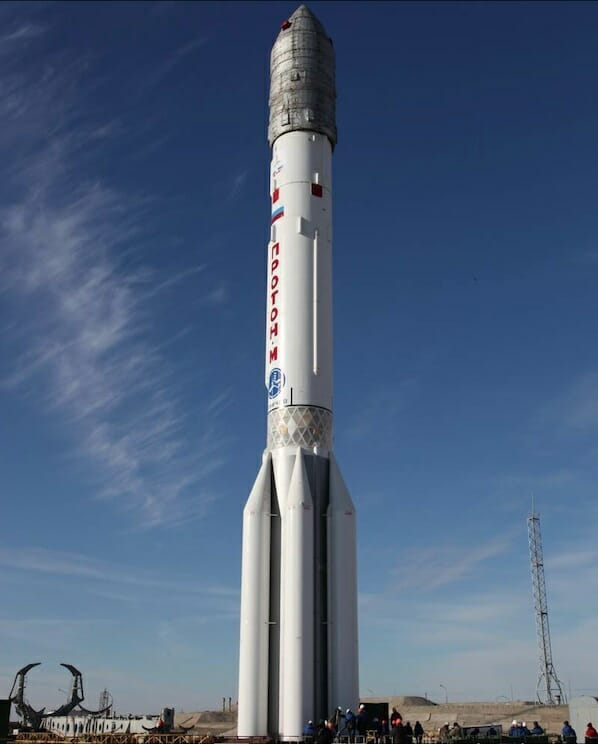 Russia Launches Three More GLONASS-Ms