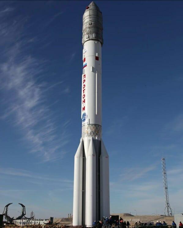 Russia Launches Three More GLONASS-Ms