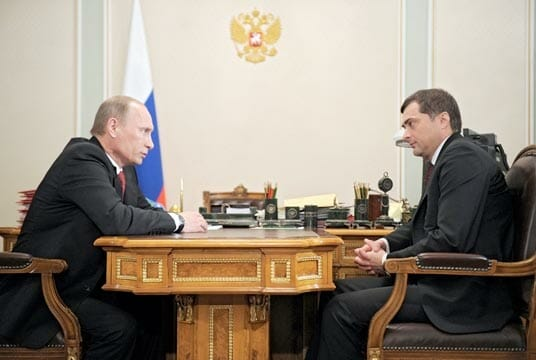 Putin Gives Political Oversight of GLONASS to New Deputy Prime Minister
