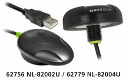 Navilock's New GNSS Receivers Feature u-blox's Untethered 3D Dead Reckoning